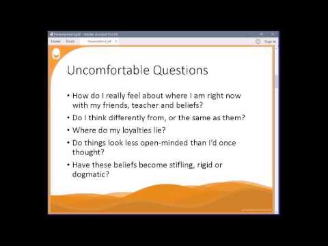 How to Break Through Dependency on Teachers and Beliefs