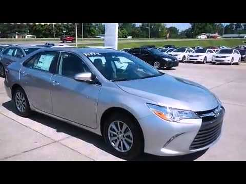 Toyota Meridian Ms >> 2015 Toyota Camry In Meridian Ms 39301