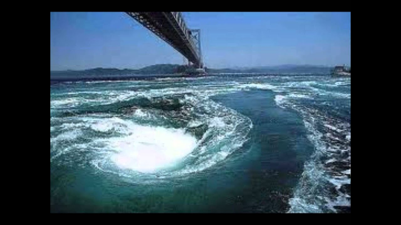 The Gest Whirlpool In World
