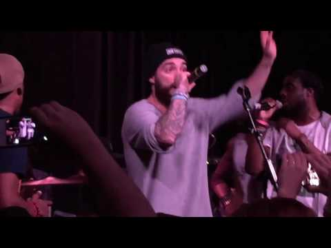 Simple and Sweet - Jon Bellion (Live)
