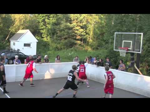 Mini Basketball League 2011 PLAYOFFS (Sixers vs Kings games 1+2)