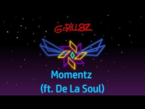 Gorillaz - Momentz (Cover)