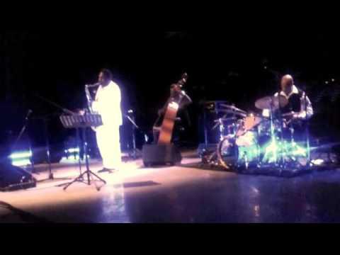 David Murray Infinity Quartet - Catania Jazz - 12 dicembre 2014 - Teatro Abc