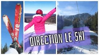🌈  DIRECTION LE SKI | #Emmaanyvlog | #468