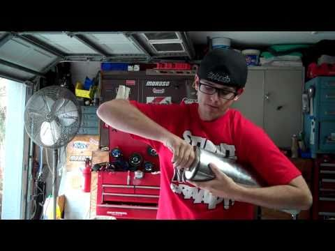 Joe Shows You How To Shorten a Motorcycle Stunt Exhaust