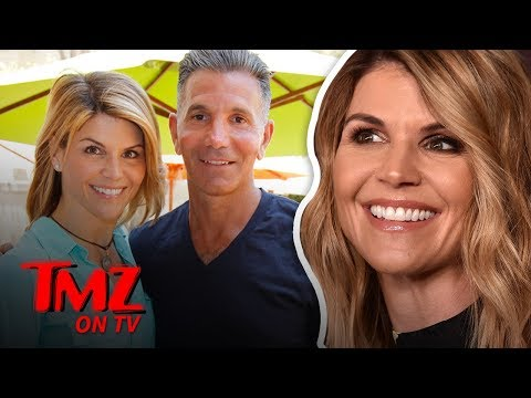 Lori Loughlin & Her Husband Say They Didn't Know About College Bribery Scandal | TMZ TV