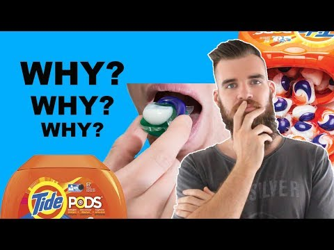 The Tide Pod Challenge - Dangerous or Natural Selection