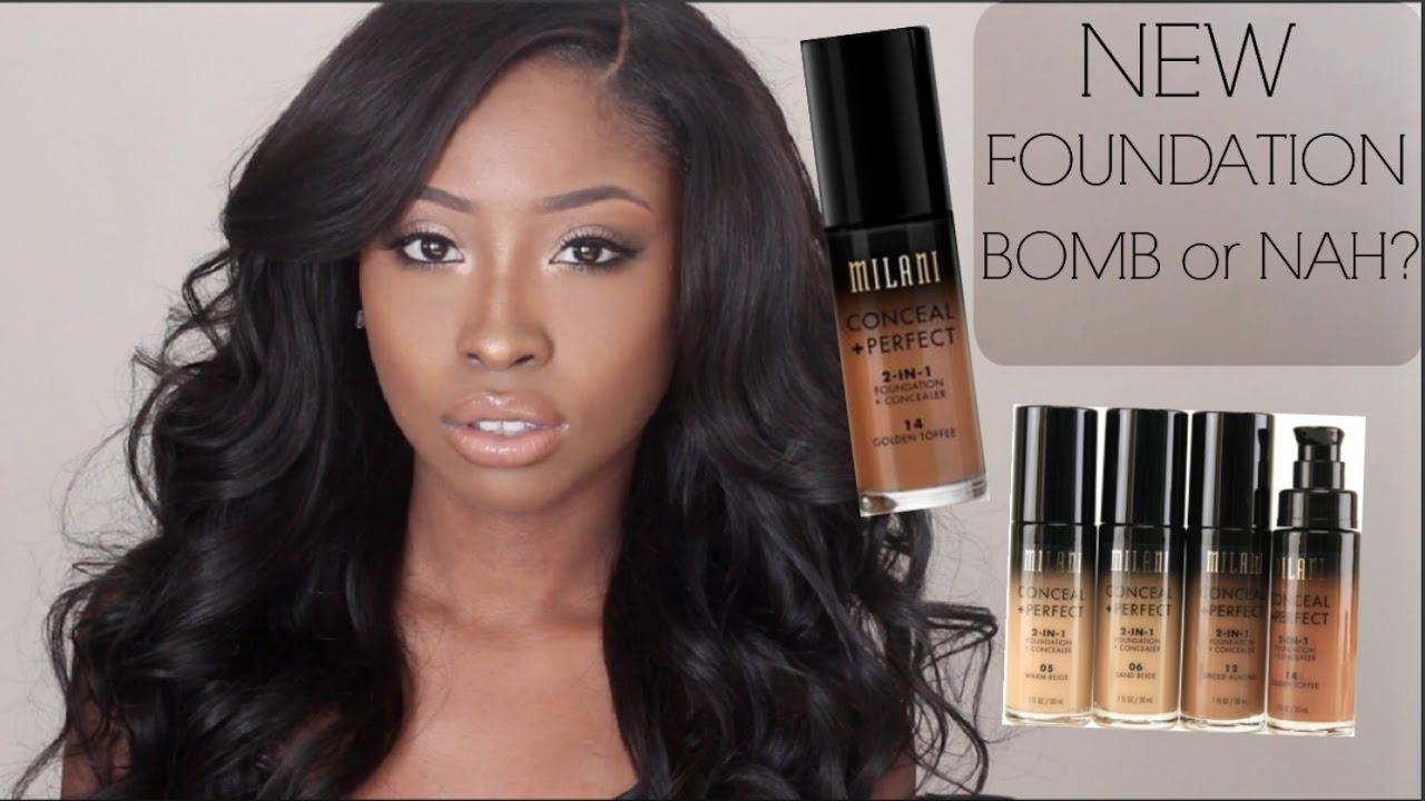 Best foundation for black women