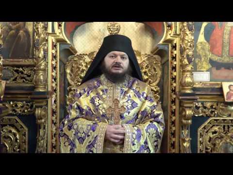 Protos. Hrisostom - Predică la Duminica Sfintei Maria Egipteanca (2017)