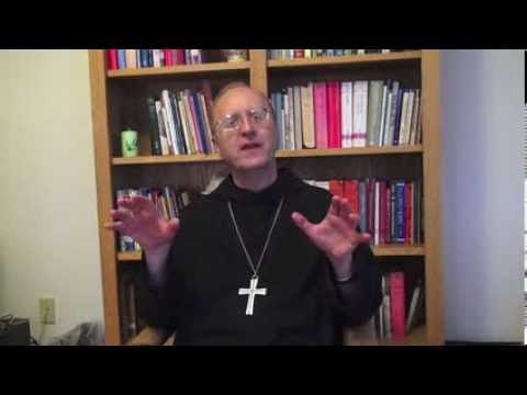 What is a Benedictine monk?