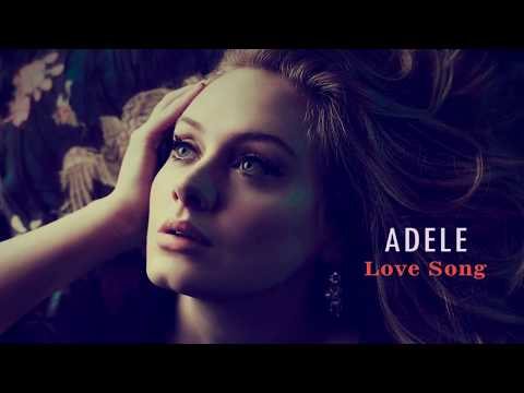 ADELE Love Song English subtitles