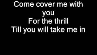Nightwish - Come Cover Me (with lyrics)