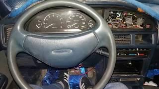 Toyota Corolla 1992 / Proyecto / Parte # 1