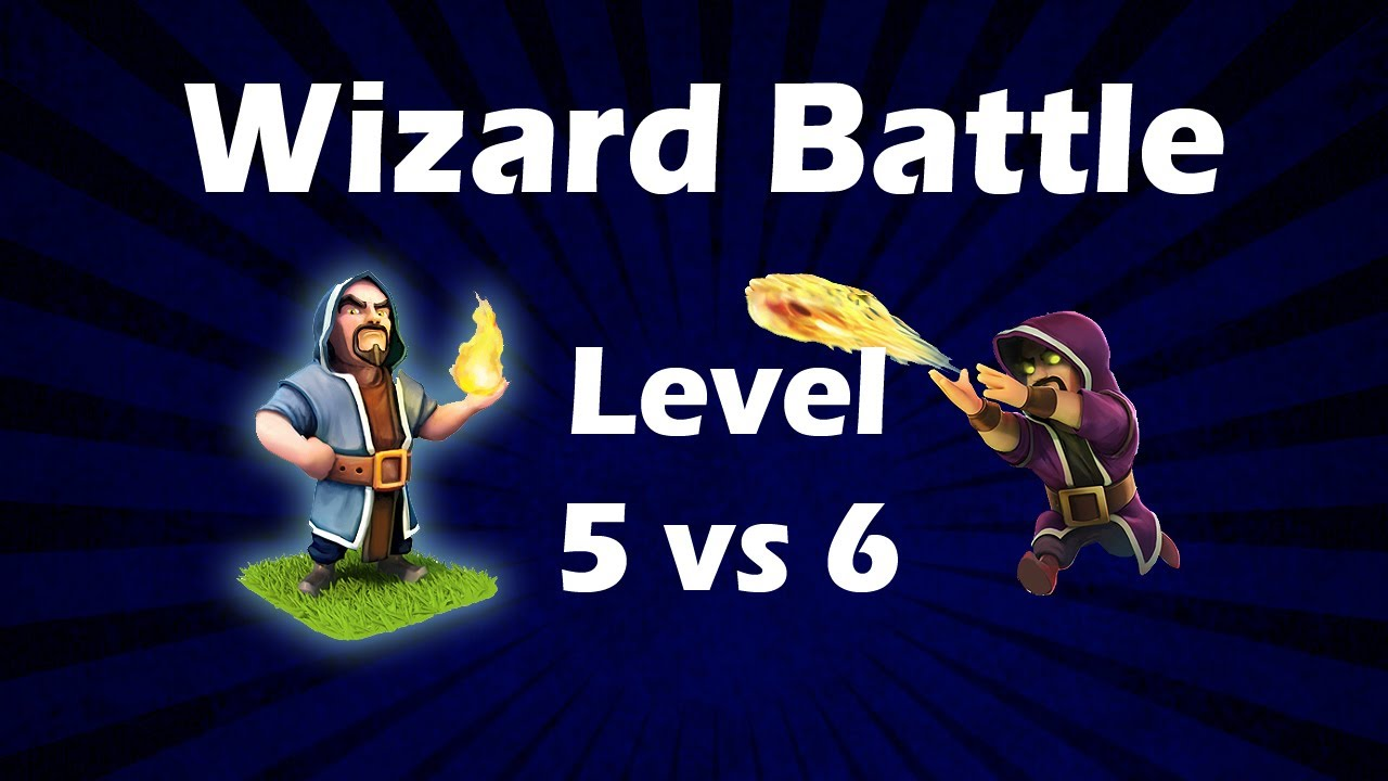 Clash of Clans - Wizard 6 - Gameplay Video Analysis (New ...  Clash