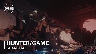 Hunter/Game | Boiler Room Shanghai