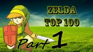 ZELDA: Top 100 Songs (100-91)