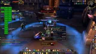Learning to Tank Hellfire Citadel LFR - Wing 2 - (Hellfire Council, Kilrogg Deadeye and Gorefiend)