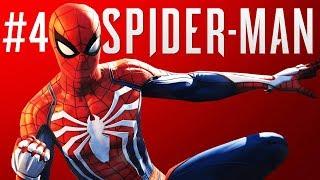 Zagrajmy w Spider-Man 2018 PL #4 - NOC W MUZEUM - PS4 PRO