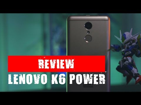 Review Lenovo K6 Power - indonesia hands on