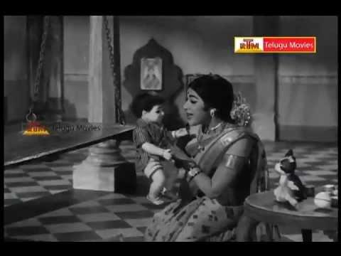 "Andaala Pasipapa Song Laali Paata - ""Telugu Movie Full Video Songs"" - Ramu(NTR,Vanisree)"