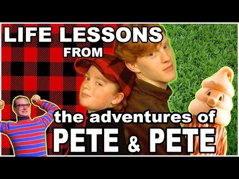 11 Life Lessons from The Adventures of Pete and Pete