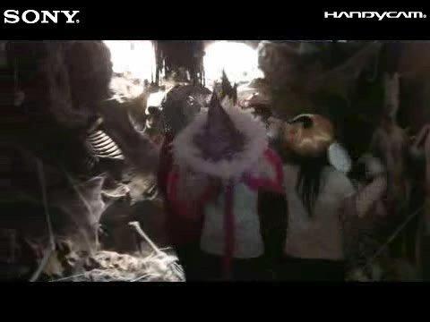 Sony X Ocean Park Halloween 2008 (28/09 11:23PM)