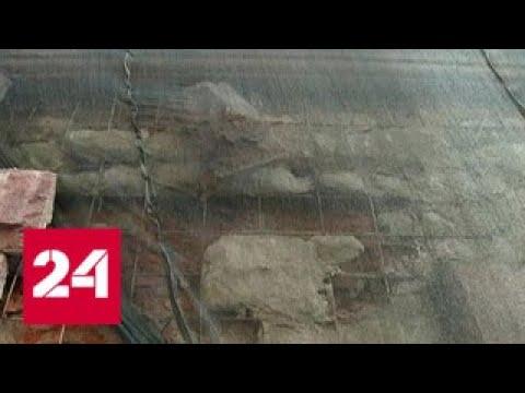 """Знаменитая высотка на """"Баррикадной"""" разрушается из-за самовольной постройки на крыше - Россия 24"""