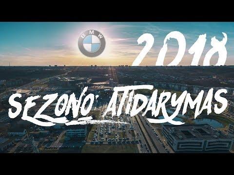 BMW season opening 2018 Lithuania