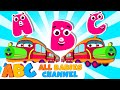 Learn Colors with Colorful Mushy Monsters Finger Family Nursery Rhymes by All Babies Channel