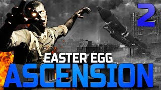 ZOMBIS BLACK OPS 1 | ASCENSION EASTER EGG! - LIBERAR AL DOCTOR #2