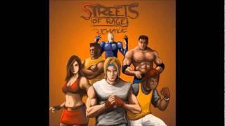 Streets of Rage Remake OST - Never Return Alive