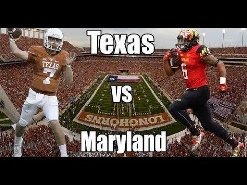 "Maryland vs Texas Post Game Analysis ""Bad Start to the Tom Herman Era?"""
