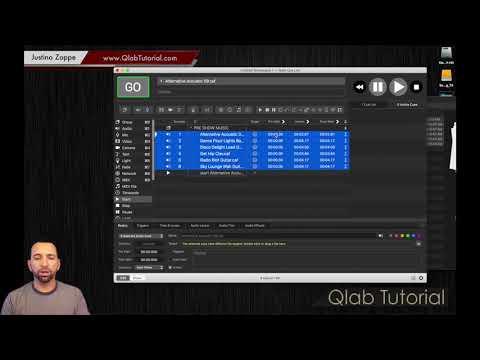 Qlab Tutorial   Basics Episode 4