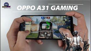 Oppo A31 test game PUBG Mobile | Ram 4GB 128GB