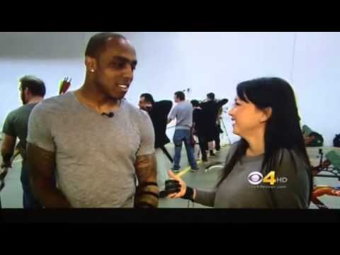 Andre Caldwell @ Quick Draw Archery