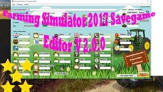 Link:https://www.modhoster.de/mods/farming-simulator-2017-savegame-editor