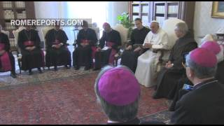 "Pope to bishops of Japan: Follow example of the ""hidden Christians"" who were persecuted"