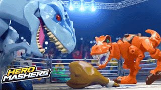 Jurrasic World Hero Mashers – Ultimate Cage Mash (Episode 1) – Hasbro