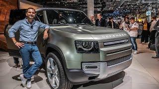 Land Rover Defender 2020. Os CINCO DESTAQUES da nova geração