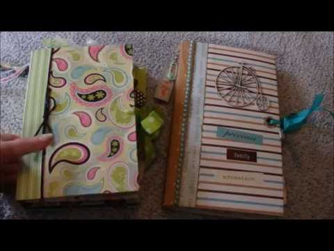 Travel Journals for Parents and Grandparents