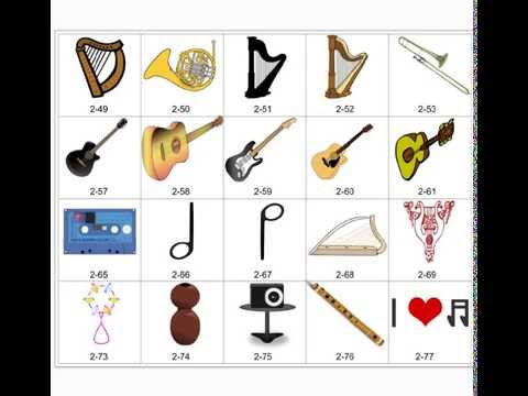 Clipart - Music