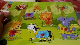 Обзор развивающих игрушек для детей от 1,5 до 4 лет