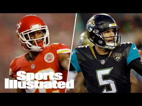 What Marcus Peters Trade Means For Chiefs, Blake Bortles Contract | MMQB | Sports Illustrated
