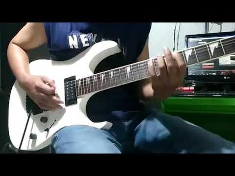 Bumi semakin panas - guitar cover by Arnos kamjet