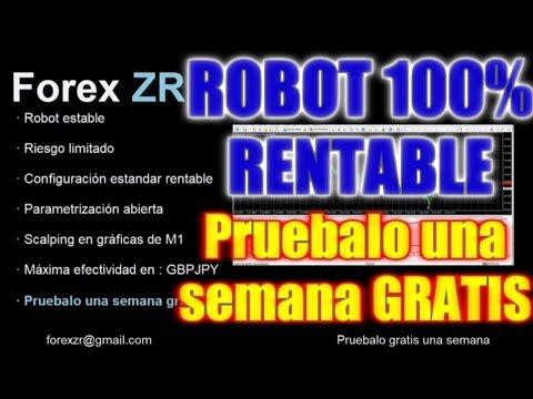 Robot forex gratis 2020