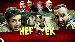 Hep Yek  Türk Komedi Filmi  Full Film İzle (HD)