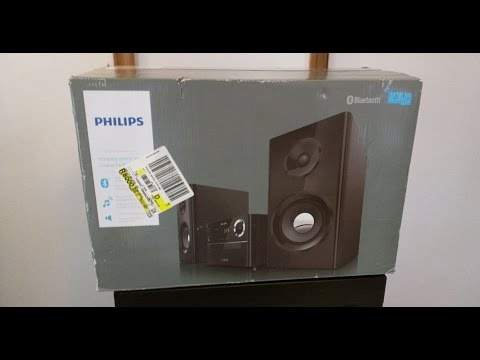 Philips BTM 2180 Bluetooth Stereo Review (4K) (2015)