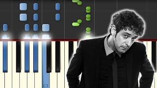 De Musica Ligera / Soda Stereo / Piano Tutorial / Notas Musicales