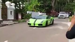 Lamborghini G wagon LC200 in kasaragod kerala