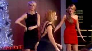 The Girls Aloud Party Julie Goodyear Sketch
